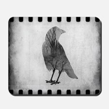 Soul Of Crow Mousepad