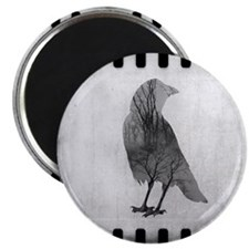 Soul Of Crow Magnet