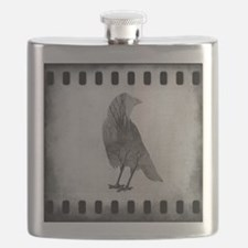 Soul Of Crow Flask