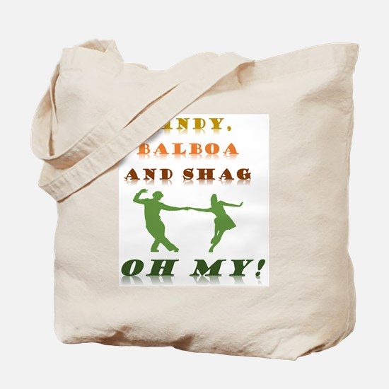 Oh My, colour Tote Bag