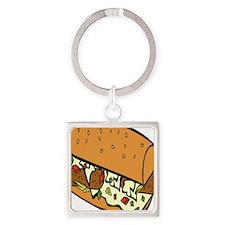 Sandwich Keychains