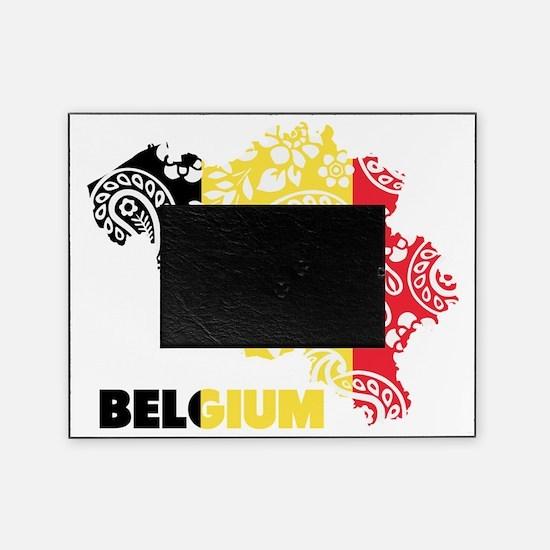 Belgium Paisley Picture Frame