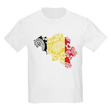 Paisley Belgium T-Shirt