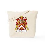 Gallant Family Crest  Tote Bag