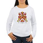 Gallant Family Crest  Women's Long Sleeve T-Shirt