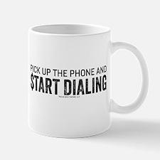 Pick Up The Phone Mug