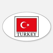 Turkey Decal
