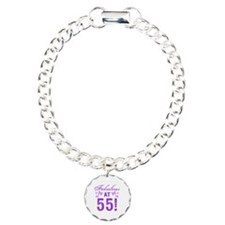 Fabulous 55th Birthday Bracelet