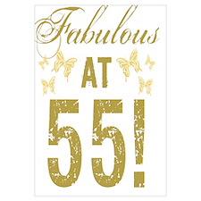 Fabulous 55th Birthday