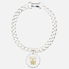 Fabulous 16th Birthday Bracelet