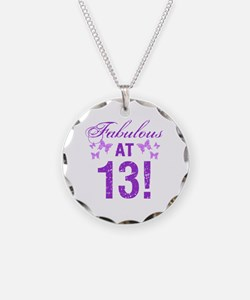 Fabulous 13th Birthday Necklace
