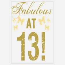 Fabulous 13th Birthday