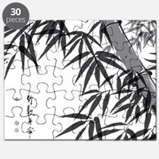 Asian Bamboo Puzzle
