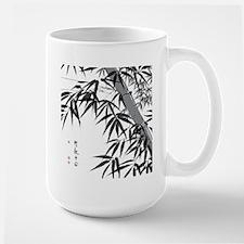 Asian Bamboo Mugs