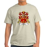 Gallais Family Crest Light T-Shirt