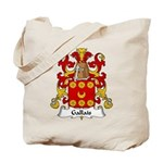 Gallais Family Crest Tote Bag