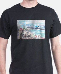 Sunset Beach SXM T-Shirt