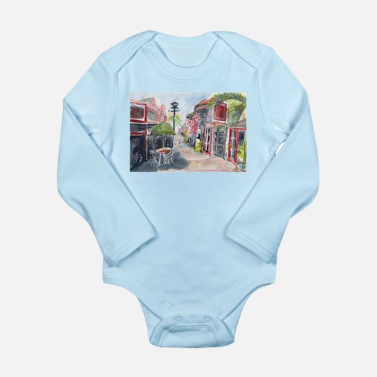 St Maarten Afternoon Onesie Romper Suit
