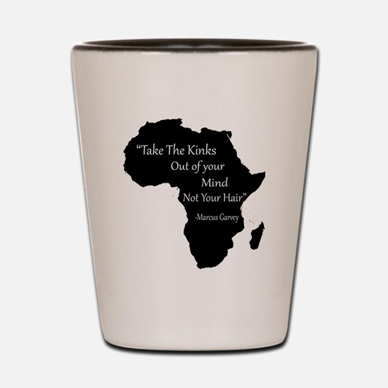 Cute Black history Shot Glass