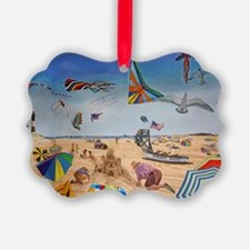 Robert Moses Beach Ornament