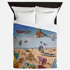Robert Moses Beach Queen Duvet