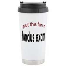 Unique Eye doctor Travel Mug