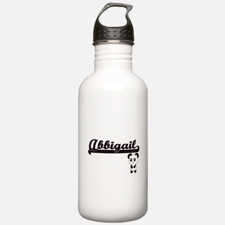 Abbigail Classic Retro Water Bottle