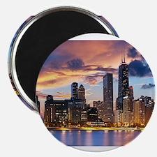 Cute Chicago Magnet