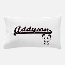 Addyson Classic Retro Name Design with Pillow Case