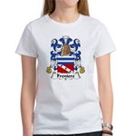 Freniere Family Crest Women's T-Shirt
