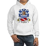Freniere Family Crest Hooded Sweatshirt