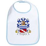 Freniere Family Crest Bib