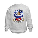 Freniere Family Crest Kids Sweatshirt