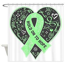 Celiac Disease Hope Shower Curtain