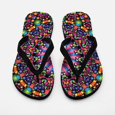 Sophrosyne Drip Flip Flops