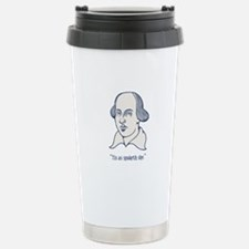 That's What She Said Stainless Steel Travel Mug