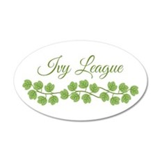 Ivy League Wall Decal