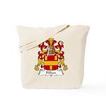 Fillion Family Crest Tote Bag