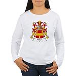 Fillion Family Crest Women's Long Sleeve T-Shirt