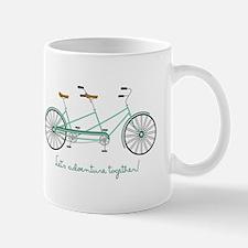 Let's Adventure Together! Mugs