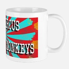 NOT MY CIRCUS NOT MY MONKEYS VINTAGE Mug