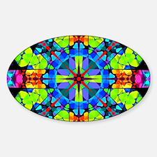Budding Magic Mandala Decal
