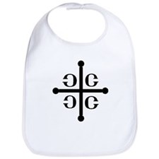 Cute Serbia designs Bib