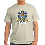 Favereau Family Crest Light T-Shirt