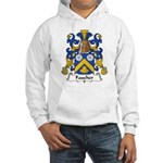 Faucher Family Crest Hooded Sweatshirt