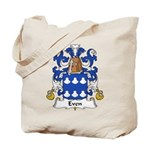 Even Family Crest Tote Bag