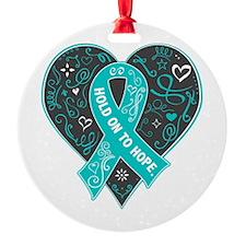 Batten Disease HOPE Ornament