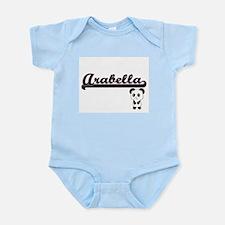 Arabella Classic Retro Name Design with Body Suit