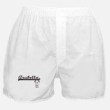Arabella Classic Retro Name Design wi Boxer Shorts