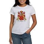 Esteve Family Crest Women's T-Shirt